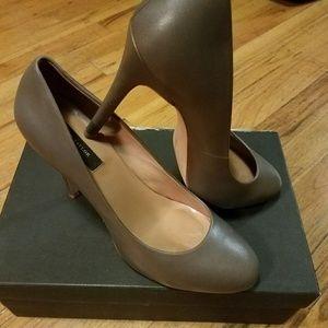Ann Taylor Perfect Covered Platform Heel